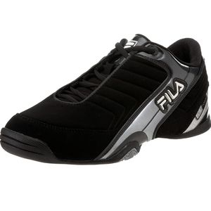 Fila Mens Clutch Low ll Basketball Shoe